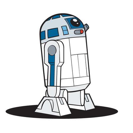 T-SHIRT R2 D2