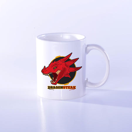 TAZZA YOUTUBER DRAGONSTEAK