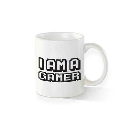 TAZZA I AM A GAMER