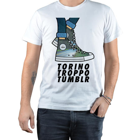 T-SHIRT TORINO TROPPO TUMBLR - ALL TORINO