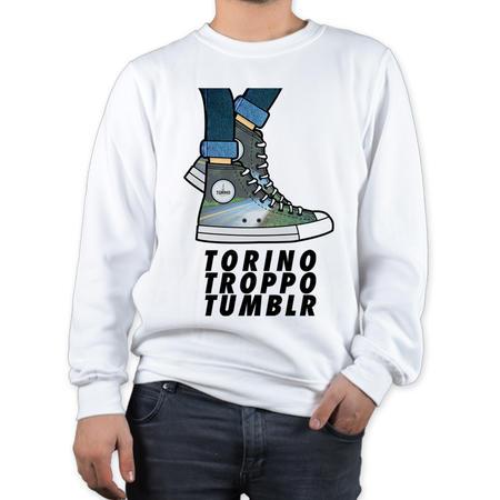 FELPA TORINO TROPPO TUMBLR - ALL