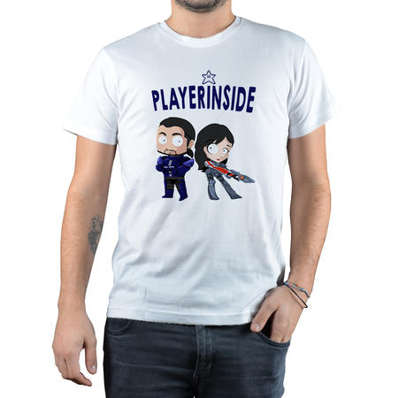 T-SHIRT PLAYERINSIDE