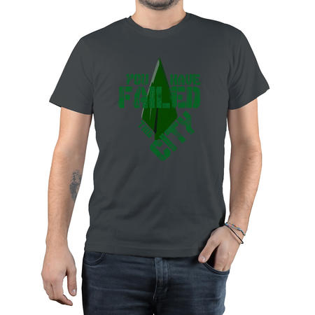 T-SHIRT FANDOM - ARROW FAILED