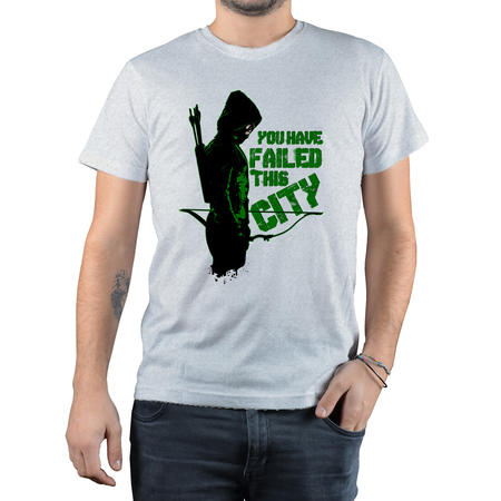 T-SHIRT FANDOM - ARROW FAILED 2