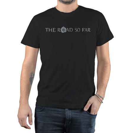 T-SHIRT FANDOM - SUPERNATURAL THE ROAD