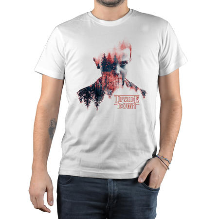 T-SHIRT STRANGER THINGS - ELEVEN