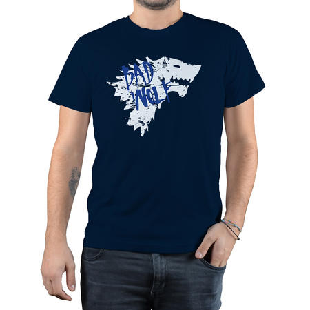 T-SHIRT FANDOM - DOCTOR WHO BAD WOLF 2