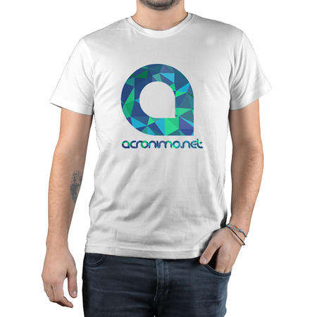 T-SHIRT ACRONIMO.NET 1