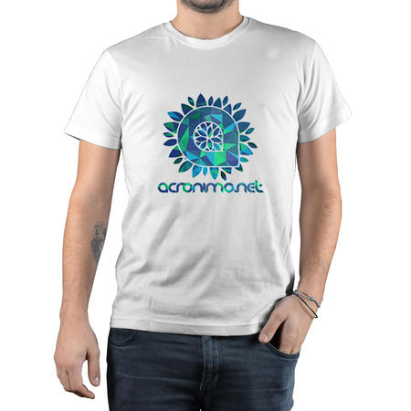 T-SHIRT ACRONIMO.NET 2