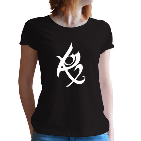 T-SHIRT FANDOM - SHADOW HUNTERS FEARLESS - BIANCO