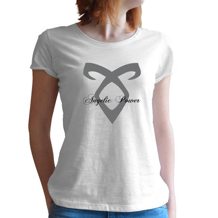 T-SHIRT FANDOM - SHADOW ANGELIC POWER