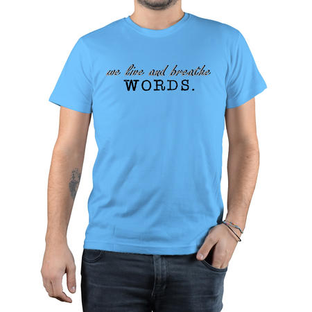 T-SHIRT FANDOM - SHADOW HUNTERS WORDS