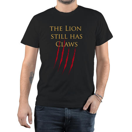 T-SHIRT FANDOM - GOT LION