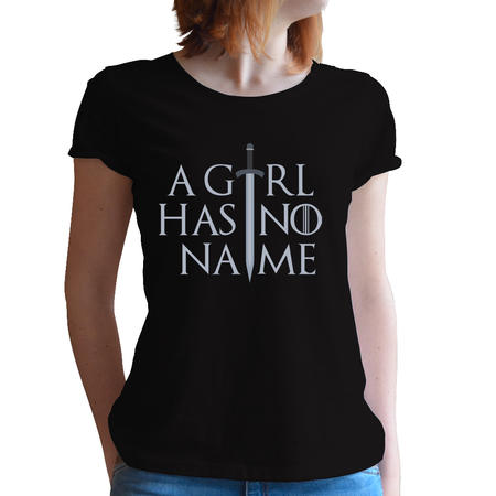 T-SHIRT DONNA FANDOM - GOT NO NAME