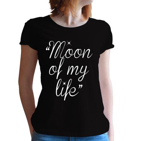 T-SHIRT DONNA FANDOM - GOT MOON OF MY LIFE