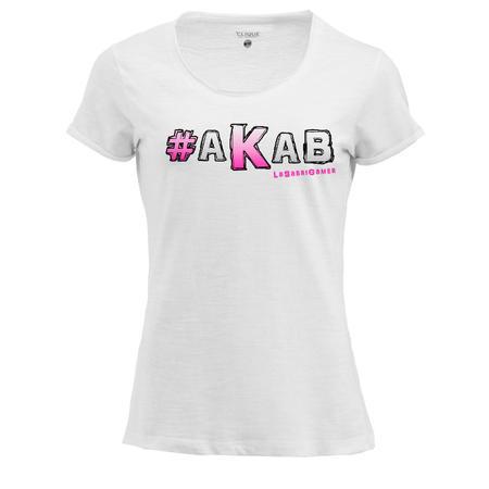 T-SHIRT AKAB ROSA - LASABRI