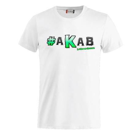 T-SHIRT AKAB VERDE - LASABRI