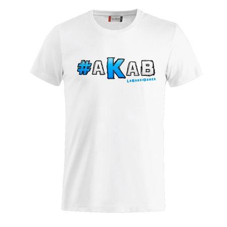 T-SHIRT AKAB AZZURRA - LASABRI