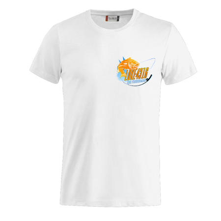 T-SHIRT LUKE4316 - ORANGE THE FISHERMAN
