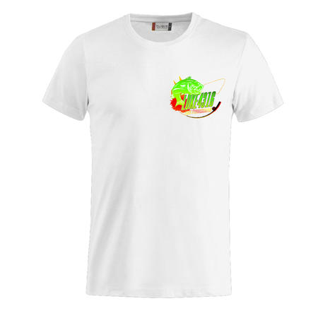 T-SHIRT LUKE4316 - GREEN THE FISHERMAN