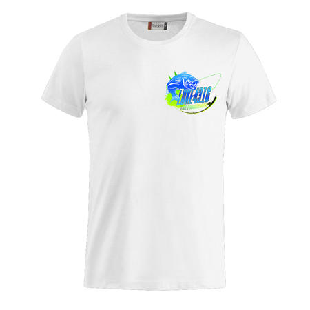 T-SHIRT LUKE4316 - BLUE THE FISHERMAN