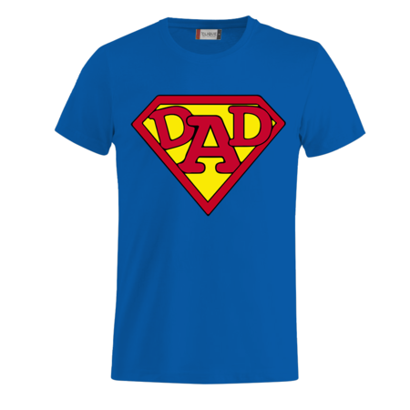 T-SHIRT SUPER DAD