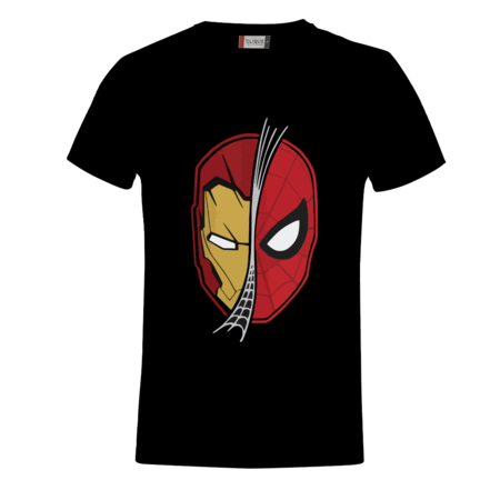 T-SHIRT IRON SPIDER