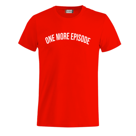 T-SHIRT ONE MORE EPISODE