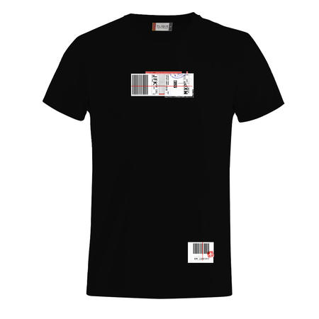 T-SHIRT TICKET NY - KLAUS