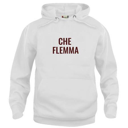 FELPA CHE FLEMMA - IL TERRONE IMBRUTTITO