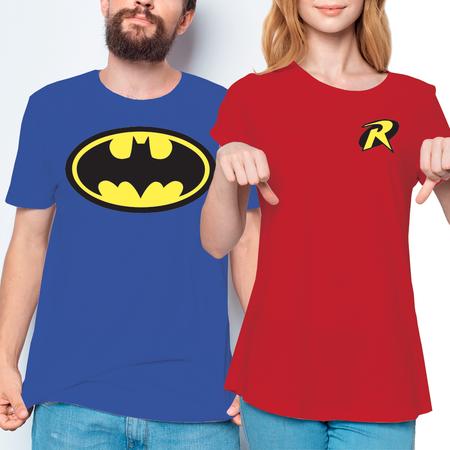 T-SHIRTS BATMAN & ROBIN