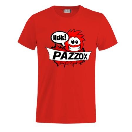 T-SHIRT PAZZOX PAZZOIDE