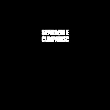 T-SHIRT SPARAGN E CUMPARISC - IL TERRONE IMBRUTTITO BIANCO