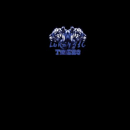 FELPA LUKE4316 - TIGERS BLU