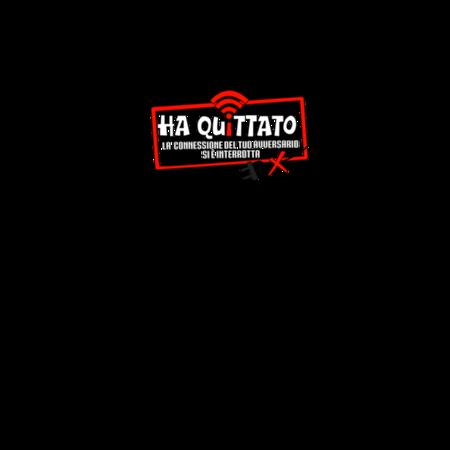 T-SHIRT PierDarKnight91 QUITTATO