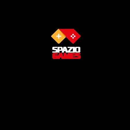 T-SHIRT SPAZIO GAMES NERO - SPAZIO GAMES