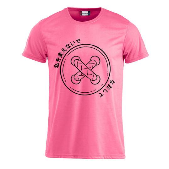 769609 538x538%23 0751 tshirt fluo rosa bottone black %281%29
