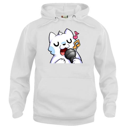796267 538x538%23 0751 hoody white gatto sing