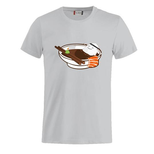 714419 538x538 0751 sushi t shirt