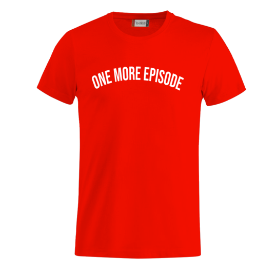 754143 538x538 0751 one more episode tee