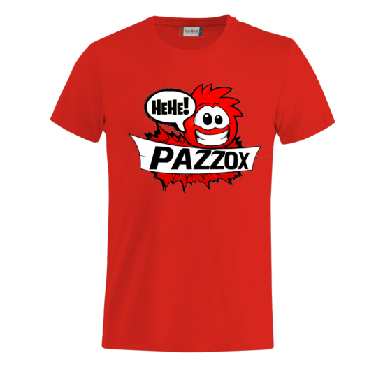 761565 538x538 0751 logo pazzo tshirt 2