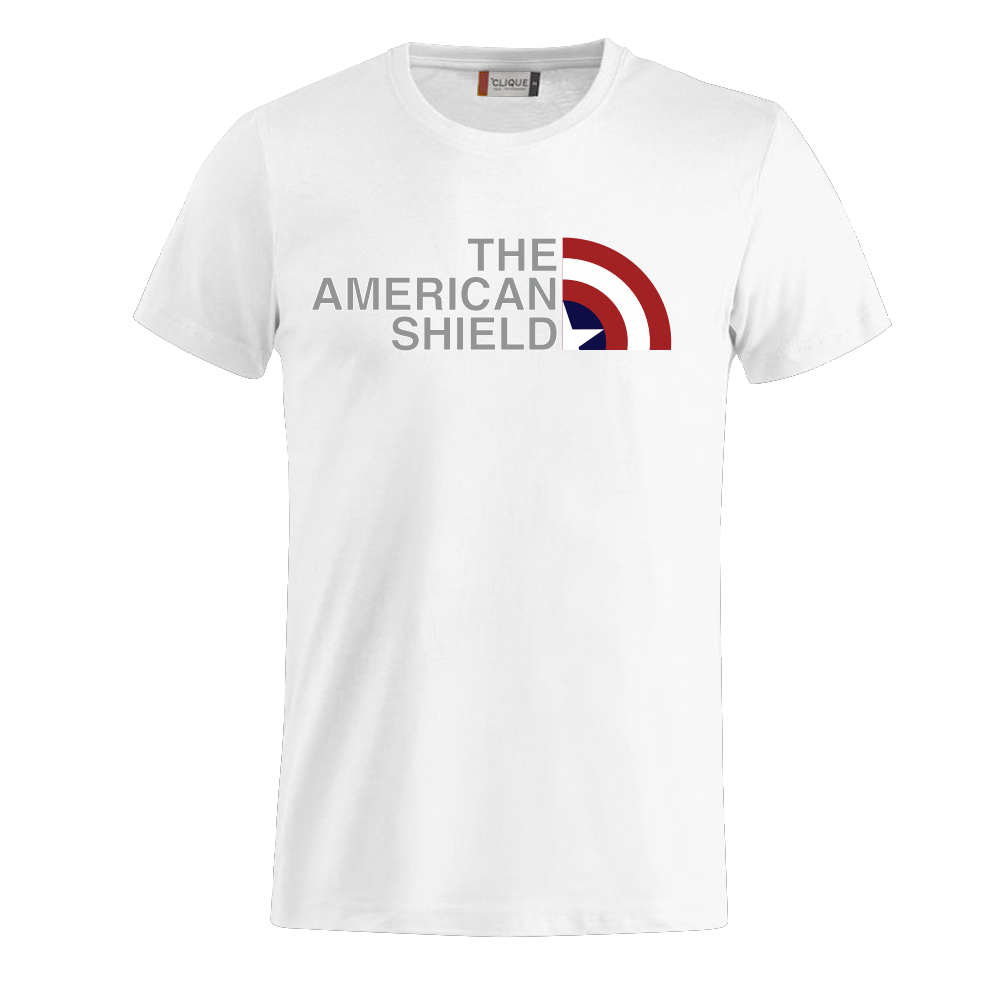 747278 the american shield white